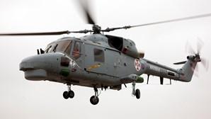 Marinha resgata tripulante de navio mercante a 320 km da cidade do Porto