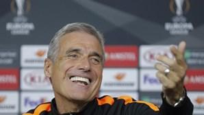 Shakhtar Donetsk anuncia saída do treinador português Luís Castro