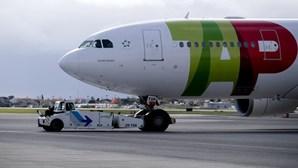 TAP cancela 3.500 voos devido ao coronavírus