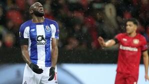 FC Porto derrotado na Alemanha por 2-1 frente ao Bayer Leverkusen