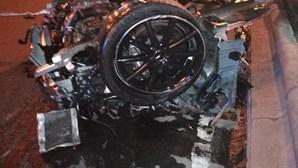 Trânsito restabelecido na Segunda Circular após despiste fatal que vitimou três pessoas