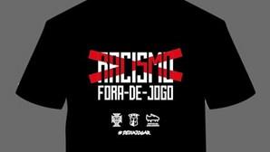 """FPF promove campanha """"Racismo Fora de jogo"""" em todas as competições"""