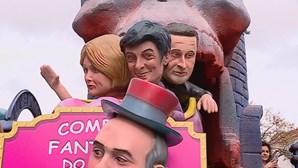 "Carnaval de Torres Vedras adapta-se à pandemia: Eventos pontuais e ""Máscara"" como tema"