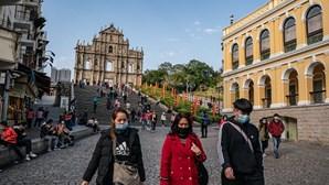 Turismo em Macau continua a crescer, mesmo com pandemia da Covid-19