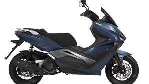 VIESTE 125. A nova scooter urbana da Keeway
