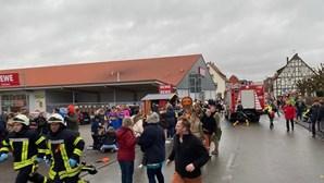 Atropelamento na Alemanha fez 52 feridos, incluindo 18 crianças