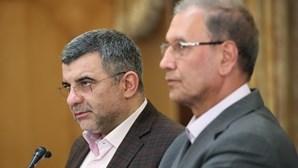 Vice-ministro da Saúde do Irão infetado com coronavírus. Croácia regista primeiro caso