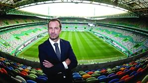 Sporting gasta nove milhões de euros em processos judiciais