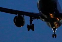 Veja as primeiras imagens do pneu rebentado que obrigou avião da Air Canada a aterrar de emergência em Madrid