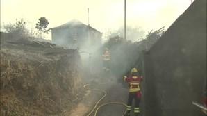 Fogo na Madeira ativo há 48 horas