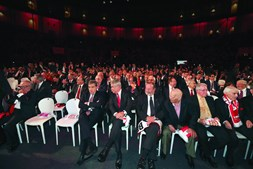 Benfica pretende evitar as cadeiras vazias durante cerimónia