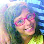 Rute Oliveira, 15 anos