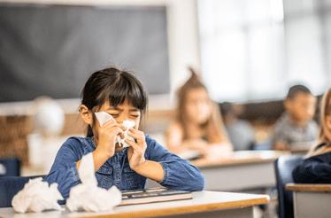 Viroses: as infeções mais frequentes nas crianças