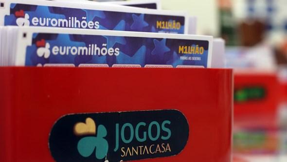 Euromilhões sem totalistas engorda jackpot para 79 milhões de euros