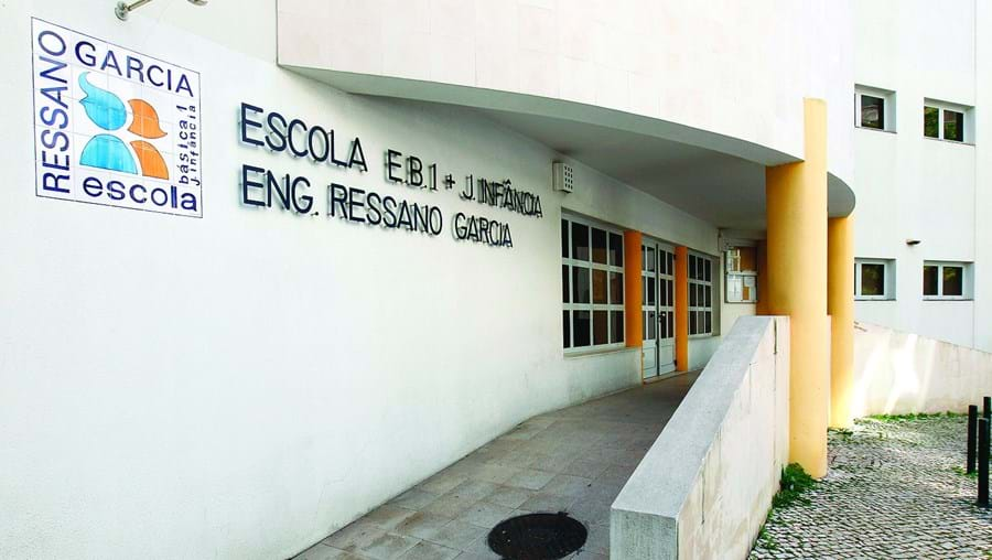 Agressão ocorreu na Escola Básica do 1º ciclo Ressano Garcia. Mãe de aluno deu uma chapada a professora