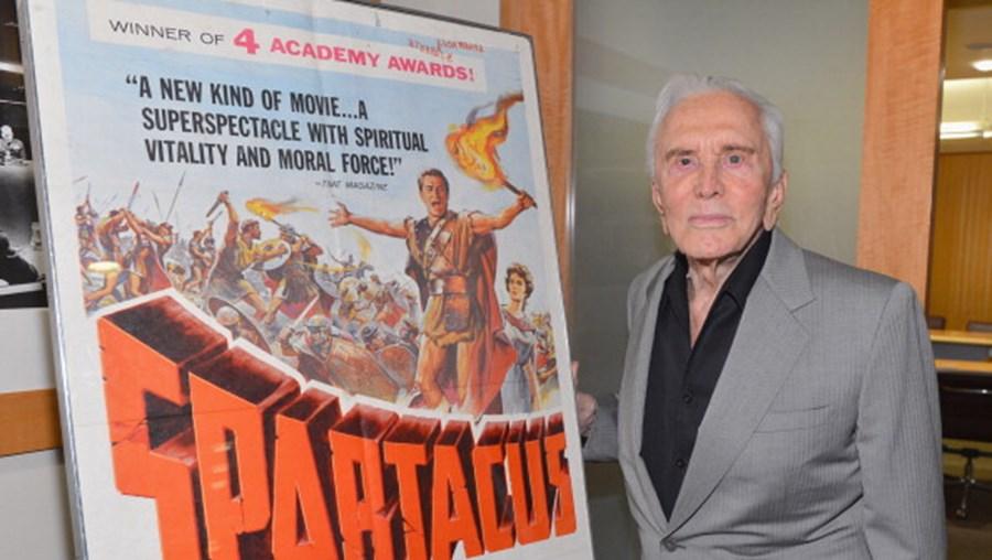 Morreu a lenda de Hollywood, Kirk Douglas. Tinha 103 anos