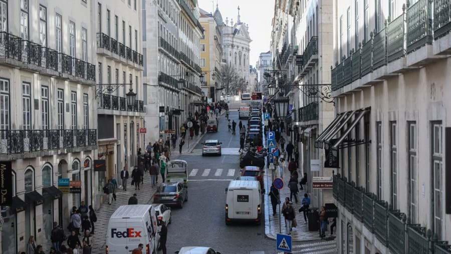 Baixa de Lisboa