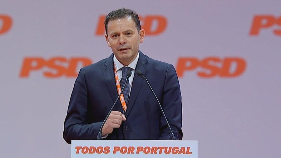 Luís Montenegro, antigo líder parlamentar do PSD