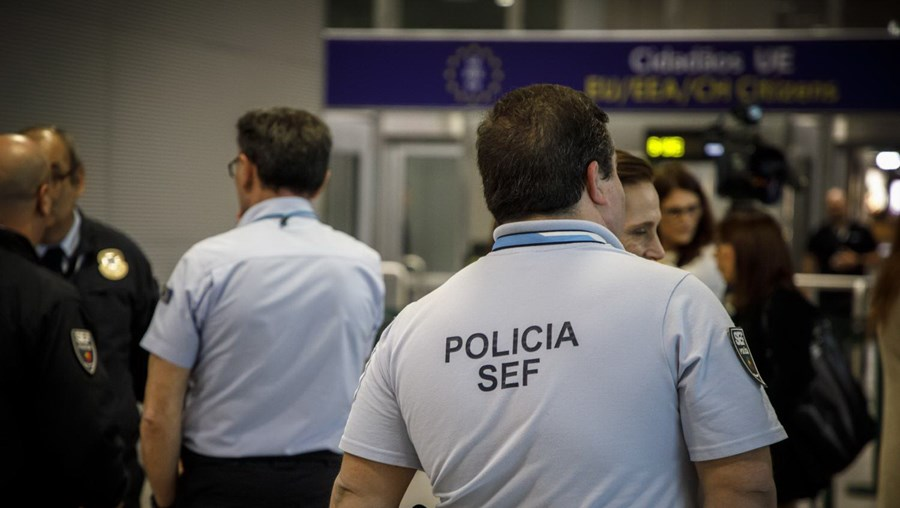 SEF, Aeroporto de Lisboa