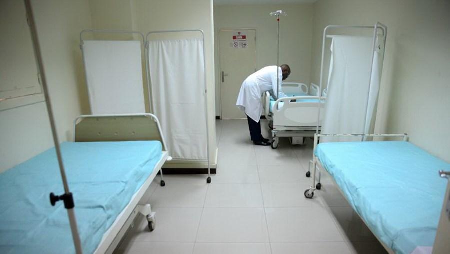 Hospital em Angola