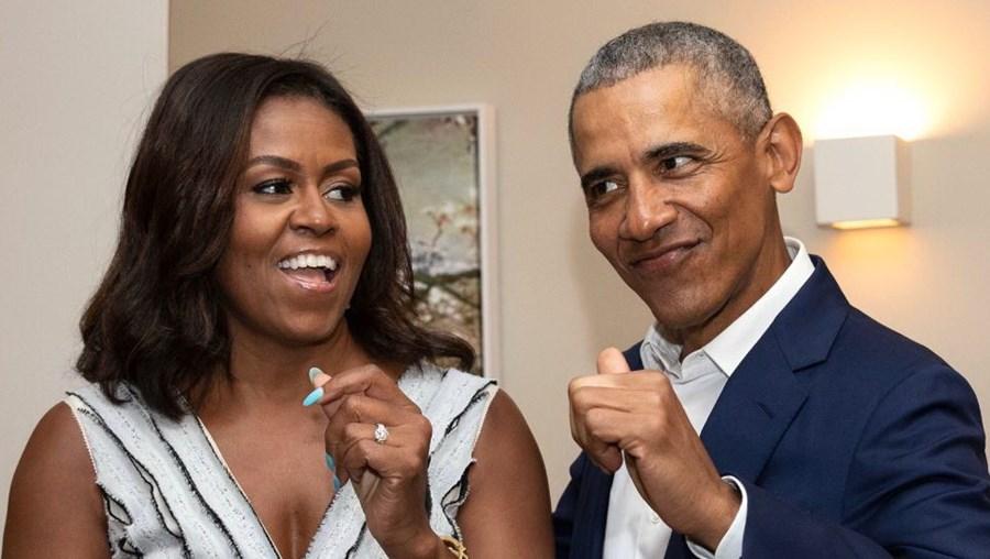 Barack Obama e Michelle