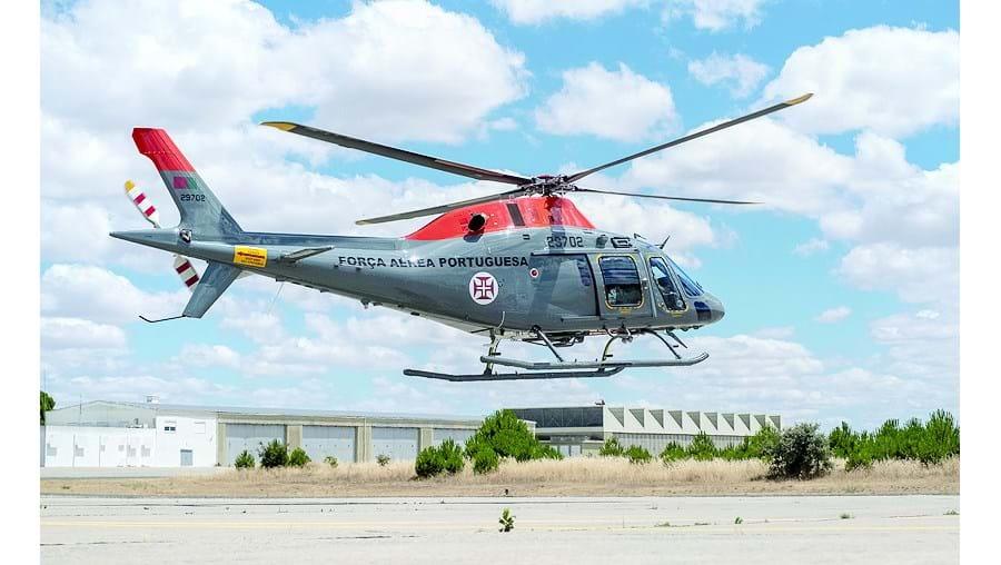 Helicóptero da Força Aérea