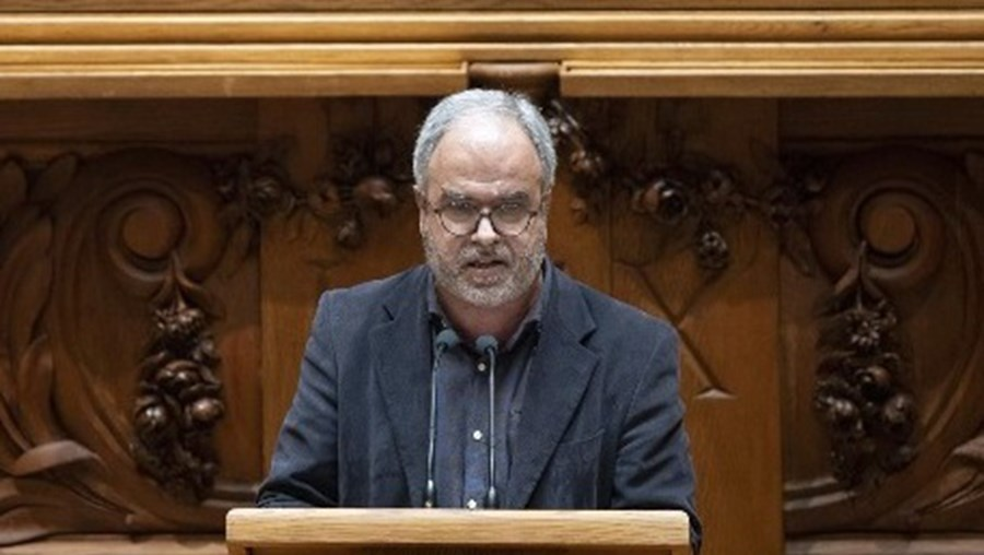 José Manuel Pureza, deputado do Bloco de Esquerda