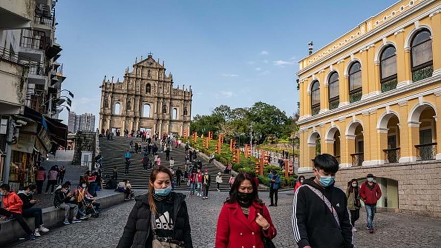 Coronavírus Macau