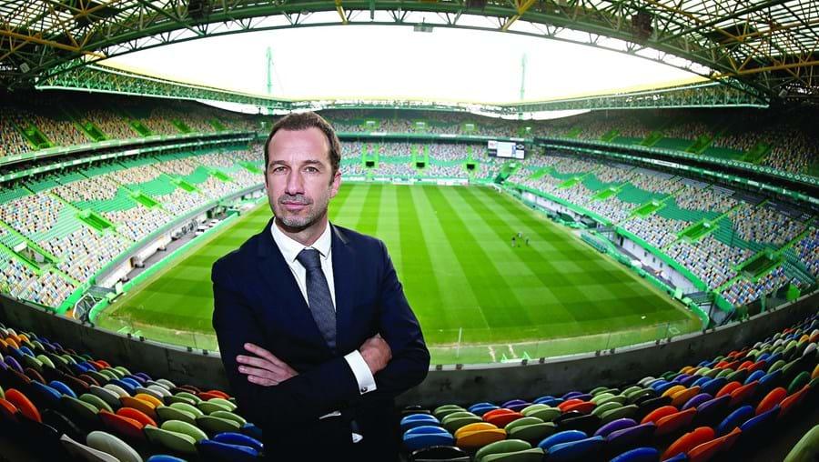 Frederico Varandas e a sua equipa apresentaram o relatório e contas referente ao primeiro semestre da temporada
