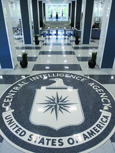 Sede da CIA em Langley, Virginia