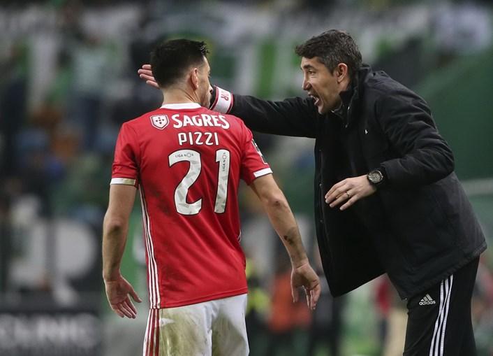 Bruno Lage e Pizzi