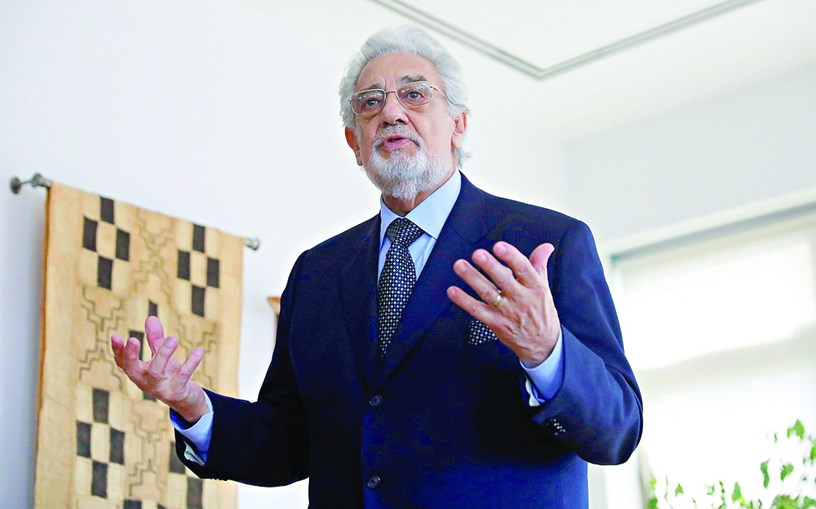 Plácico Domingo