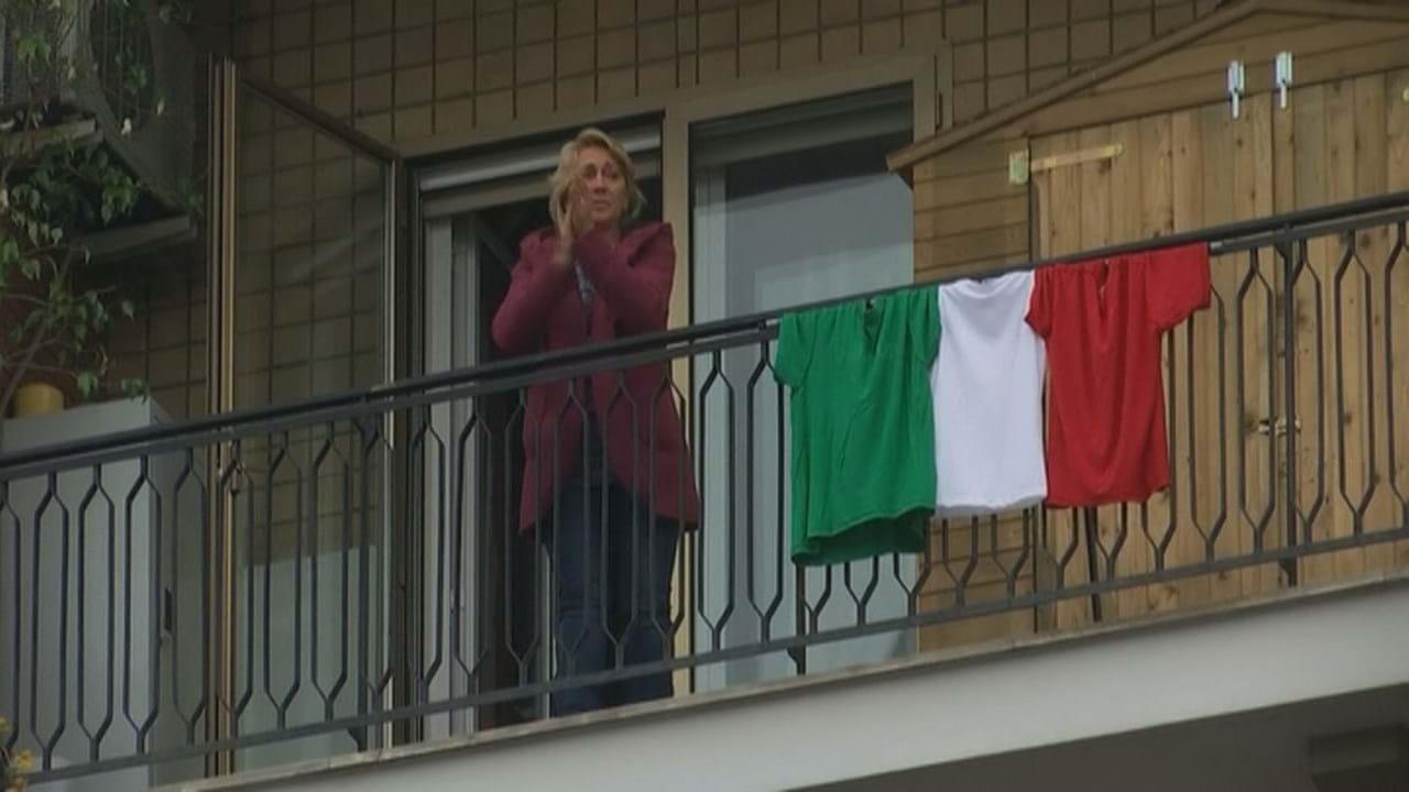 Porque é que a Itália é o país da Europa mais afetado pelo