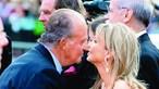Amante de Juan Carlos divulga fotografia íntima do rei
