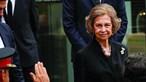 """""""Há dias em que mal se levanta da cama"""": Rainha Sofia, de Espanha, cede à depressão"""