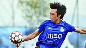Nakajima exige um milhão de euros para voltar a jogar pelo FC Porto