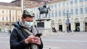 Sobe para 148 número de mortes em Itália, 41 nas últimas 24 horas