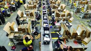 Amazon é o gigante tecnológico que paga menos impostos