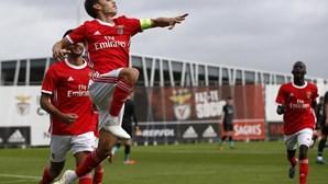 Benfica tenta conquistar a UEFA Youth League pela primeira vez