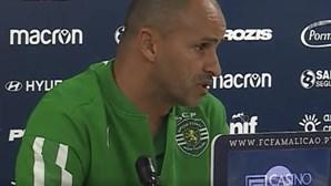 Silas anunciou saída e confirmou chegada de Rúben Amorim antes da oficialização do Sporting
