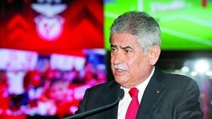 Vieira emocionado apresenta recandidatura à presidência do Benfica e anuncia que será o último mandato
