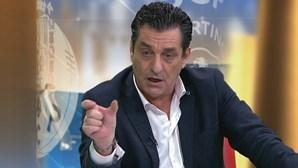 """Paulo Futre sobre plantel do Sporting: """"Eu tinha vergonha"""""""