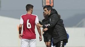 Sporting de Braga oficializa Custódio Castro como novo treinador