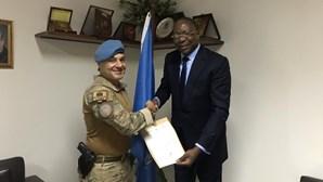 Militares portugueses elogiados pelas Nações Unidas
