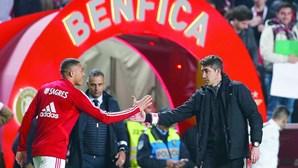 Bruno Lage exige mais dos avançados no Benfica