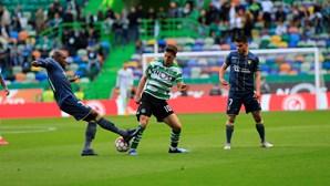 Sporting vence Desportivo das Aves e triunfa na estreia de Rúben Amorim como treinador dos leões
