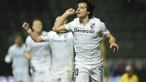 João Carlos Teixeira transfere-se do Vitória de Guimarães para o Feyenoord