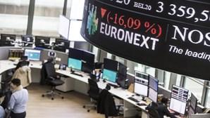 Bolsas europeias em alta esperançadas na queda de contágios em Itália e Espanha
