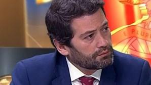 """André Ventura: """"Acho que Jesus não é a melhor escolha para o Benfica"""""""