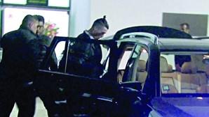 Cristiano Ronaldo volta à Madeira pela mãe